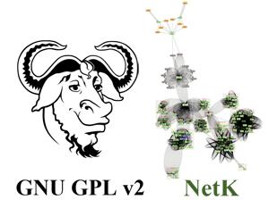NetK распространяется на условиях GNUv2