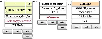 NetK. Пример подключения абонента